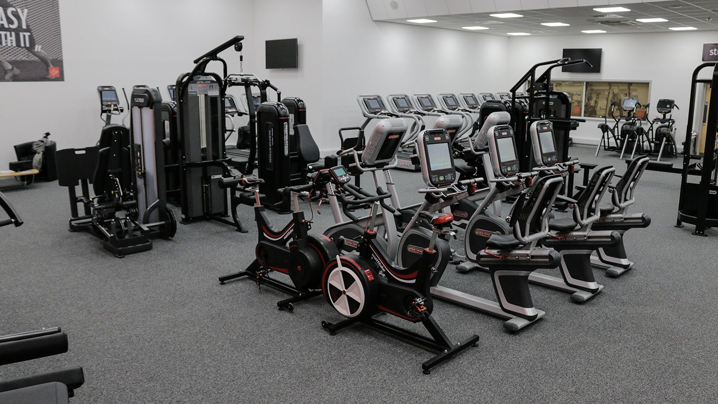 Airdrie Leisure Centre - Cardio Zone