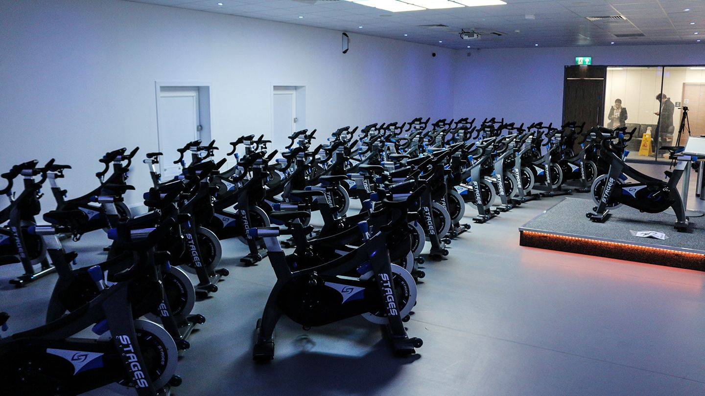 Airdrie Leisure Centre - Indoor Cycle Studio