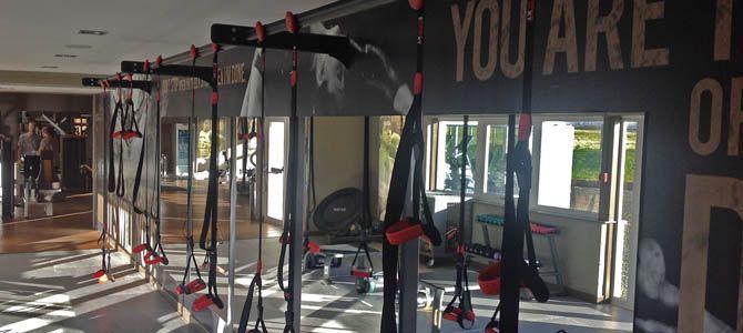 Bowfield hotel gym