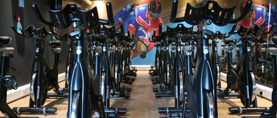 Boiler Room Fitness Spinning Studio