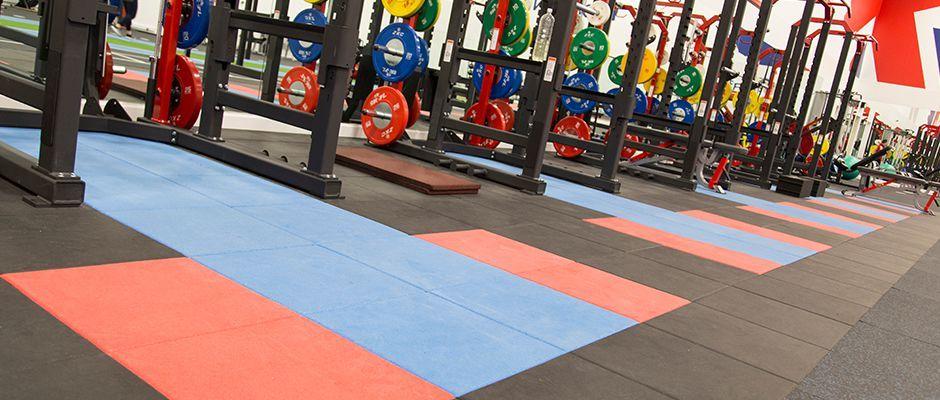 GB Taekwondo Flooring Case Study