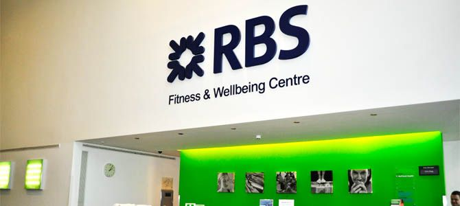 Royal Bank of Scotland Fitness Suite