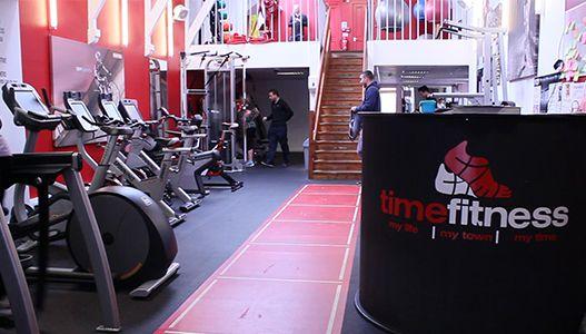 Time Fitness Cupar