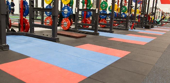 Explore Gym Flooring