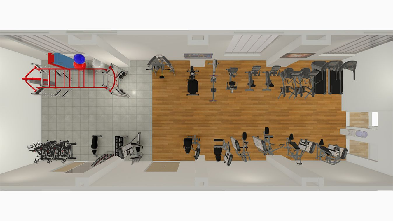 Gym Design and Planning | Origin Fitness