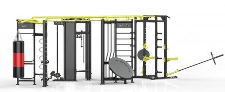 Impulse Crossfit Functional Training Zones