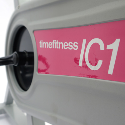 Time Fitness IC1 - Chain Driven