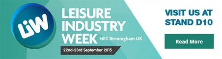 Visit Us at Leisure Industry Week 2015