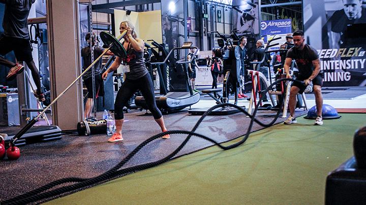 Origin Fitness Team Leisure Industry Week 2016