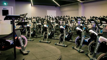 45 Minute Spin Class