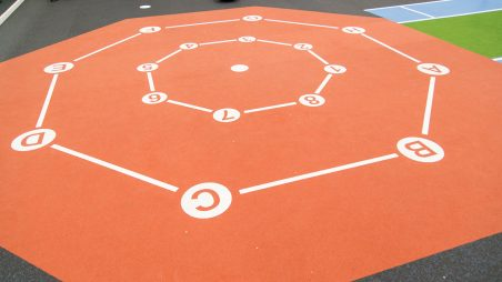Gym Flooring: Make a Visual Impact with Colours and Custom Designs