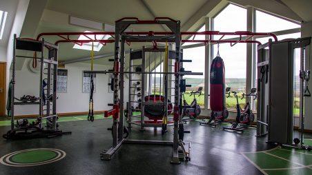 Impulse Crossfit Functional Training Zones