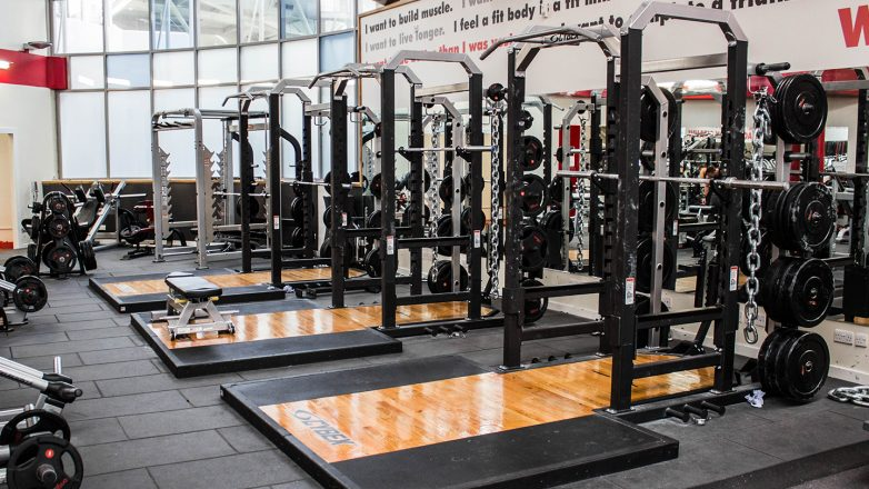 Gym Design Trends - New Generation Lifting