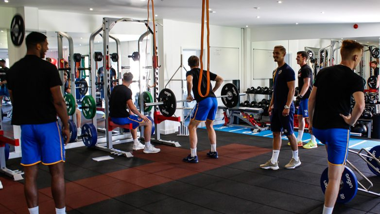 Gym Design Trends - Performance